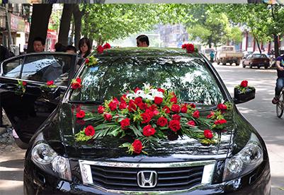婚礼婚车汽车租赁