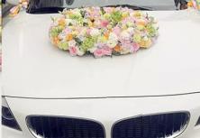 婚车租车品牌