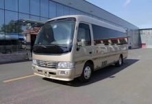 丰田考斯特旅游租车