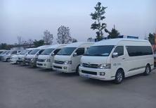 小型中巴车汽车租赁