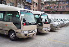 机场中巴车租车