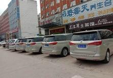 赣县商务租车